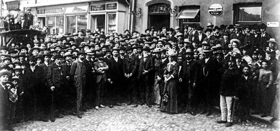 Kdyby Masaryk sám od mladočechů neodešel, nejspíš by ho vyhodili