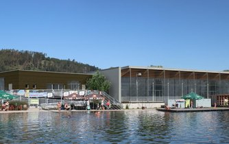 Radotín bude mít nový bazén