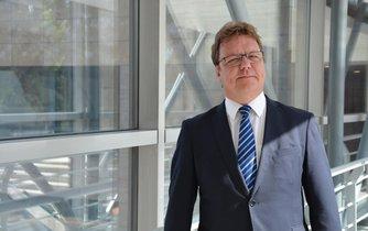Generální ředitel Fincentra Filip Duchoň