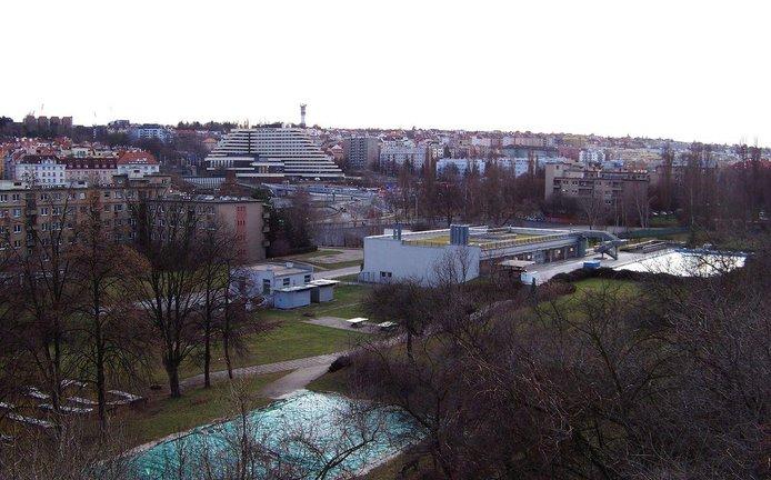 Praha 6 chce modernizovat koupaliště Petynka