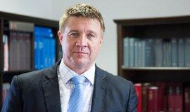 Statutární ředitel European Business School Mgr. Patrik Spannbauer.