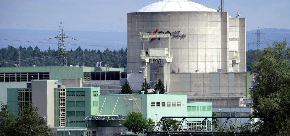 Nejstarší jaderná elektrárna ve Švýcarsku, Beznau