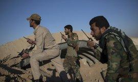 Irácká armáda dala stoupencům teroristické organizace Islámský stát u města Tall Afar fatální lekci