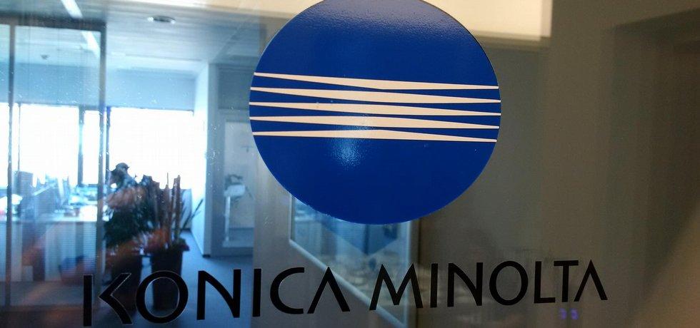 Inovační centrum Konica Minolta v Brně.