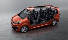 Emil Frey Select má v nabídce vozy různých segmentů, nechybí ani velkoprostorová MPV