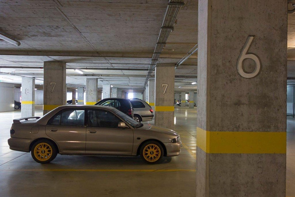 Podzemní garáže na Letné začnou fungovat (ilustrační foto)
