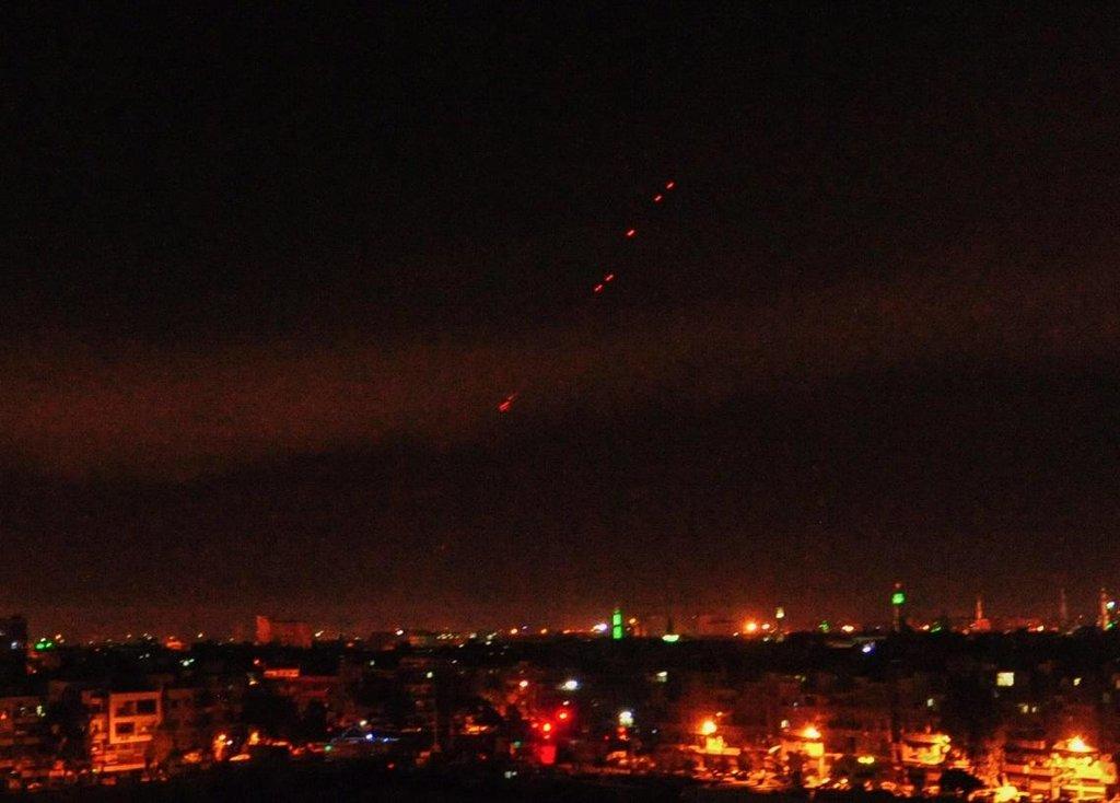 USA použily v útoku v Sýrii rakety s plochou dráhou letu typu Tomahawk