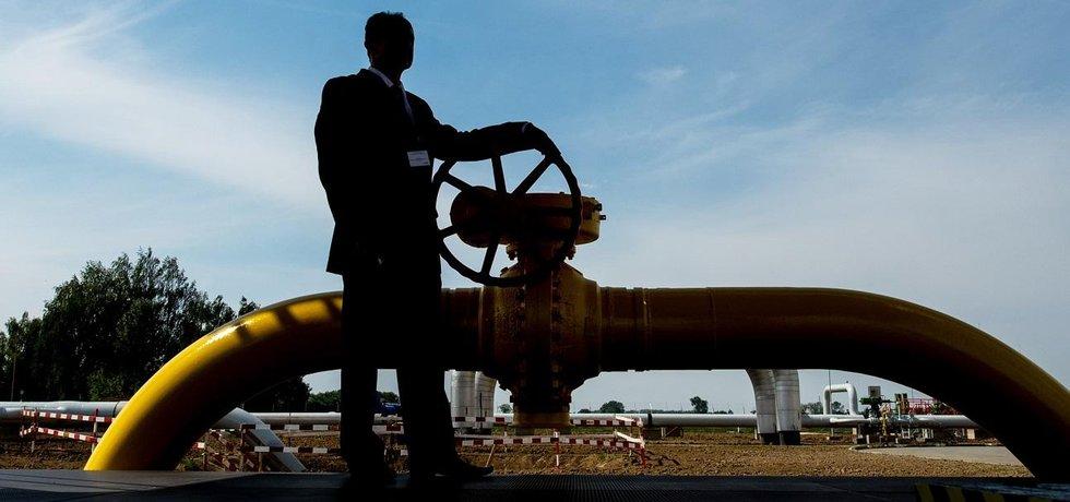 Gazprom - ilustrační foto
