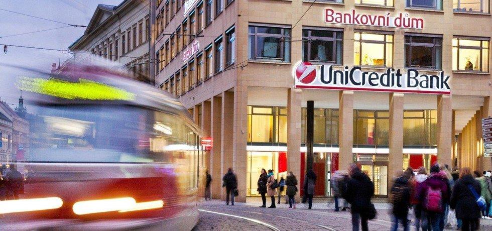 UniCredit Bank, ilustrační foto