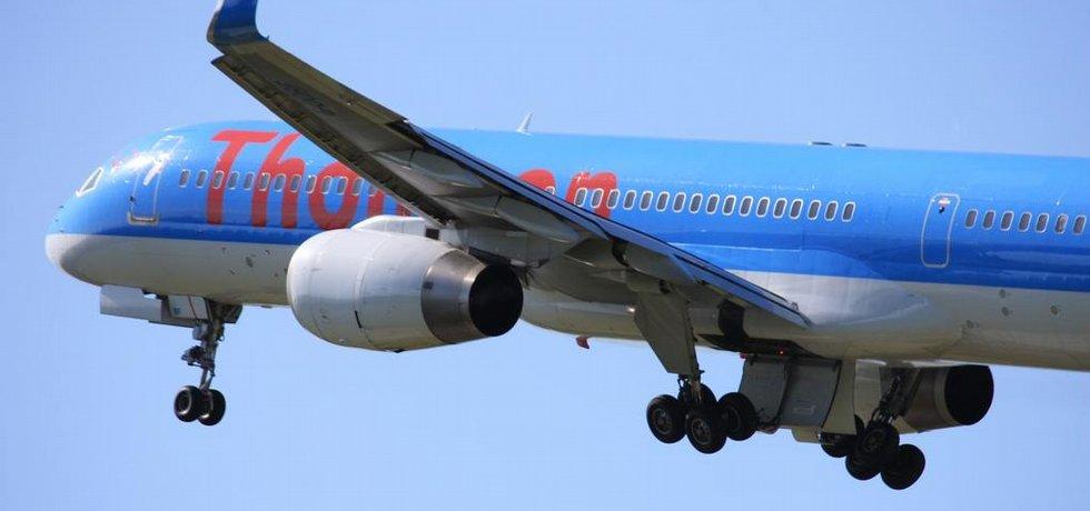 Letadlo - ilustrační foto