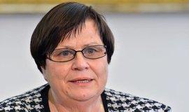 Marie Benešová, archivní foto