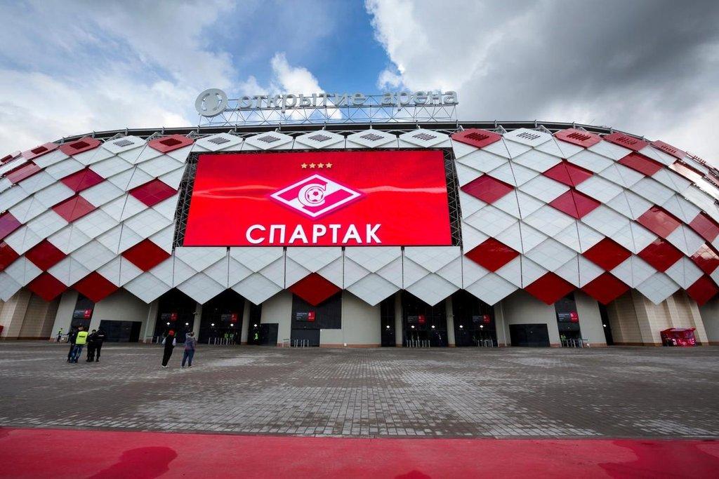 Moskevský stadion Otkrytie Arena projde zkouškou už na Konfederačním poháru, příští rok se na něm pak budou hrát utkání mistrovství světa