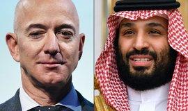Kyberútok na Bezose prý spustila zpráva od saúdského korunního prince