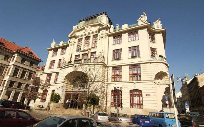 Budova magistrátu Hlavního města Prahy