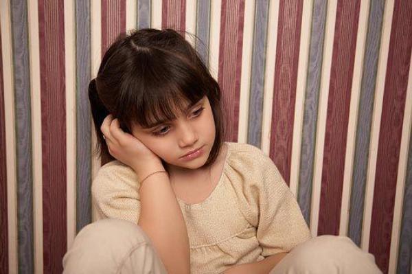 dítě, deprese, psychiatrie,