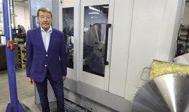 Majitel Robert Plaček ve firmě působí od roku 1979