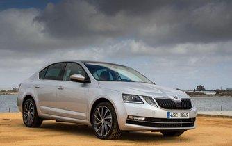Škoda Octavia: nejprodávanější auto v České republice, Estonsku, Finsku, Polsku a ve Švýcarsku
