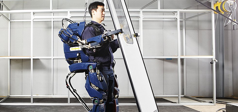 Exoskeleton Hyundai