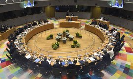 Summit šéfů států a vlád EU, Brusel 20. 6. 2019, ilustrační foto