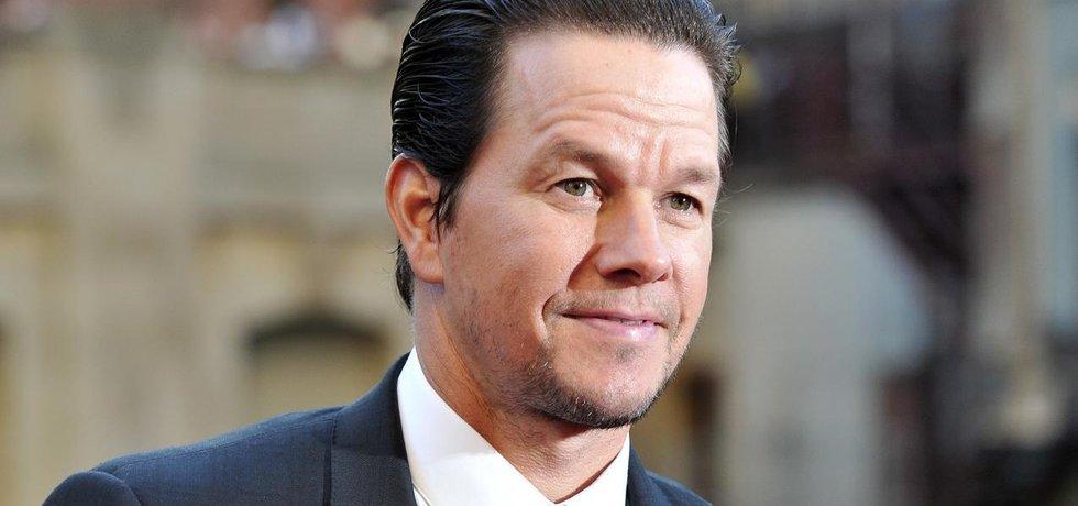 Americký herec Mark Wahlberg