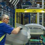 Výroba automobilových dílů, ilustrační foto