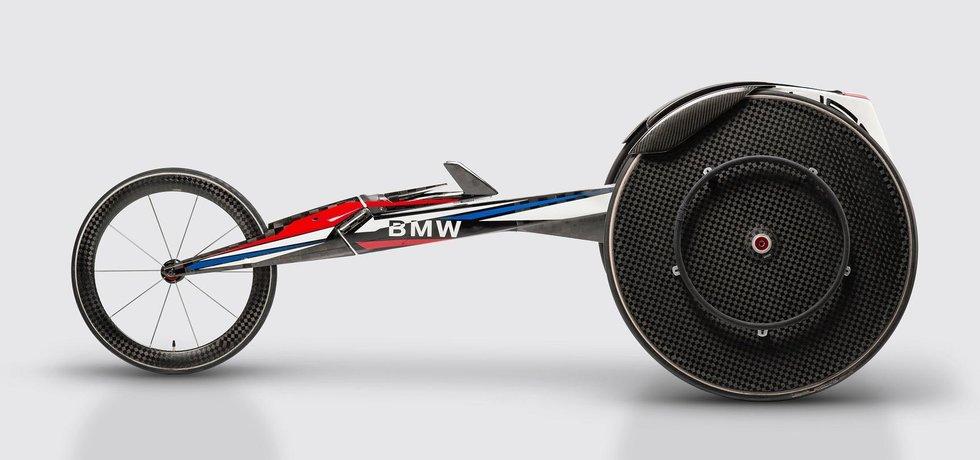 Závodní vozík od BMW (Zdroj: BMW)