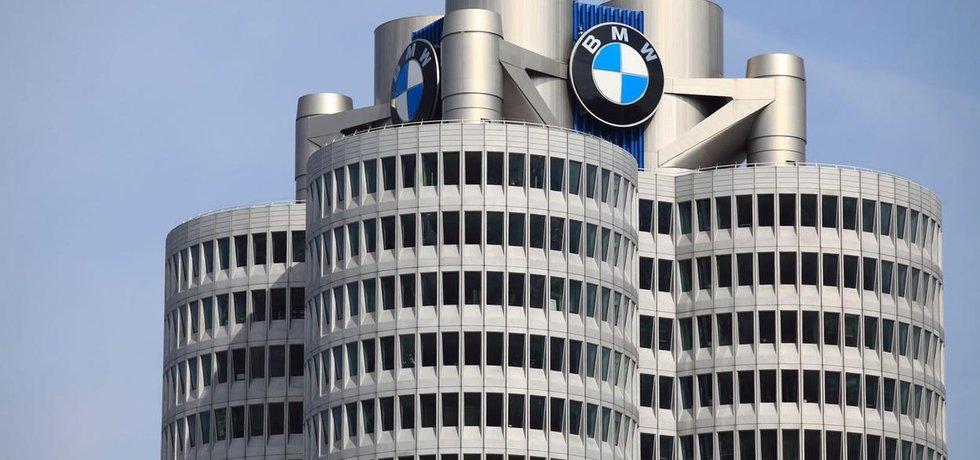 Sídlo BMW v Mnichově