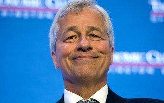 Jamie Dimon, šéf JP Morgan