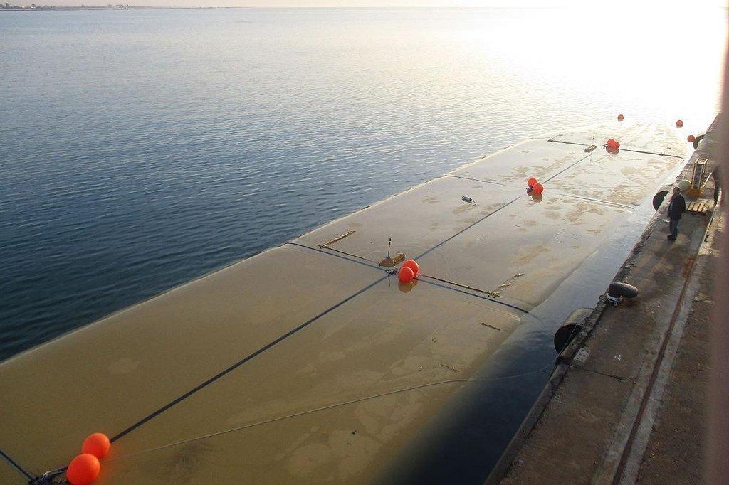 Refresh Waterbag. 60 metrů dlouhý.