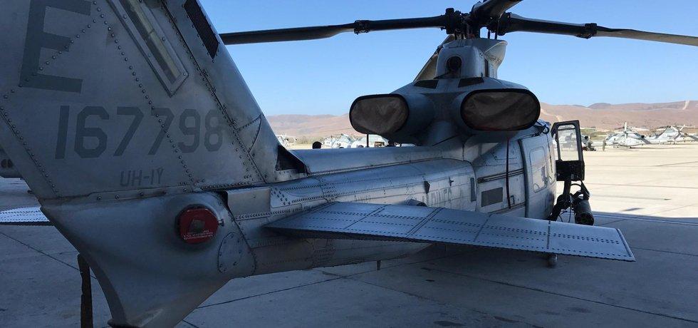 Stroj UH-1Y Venom
