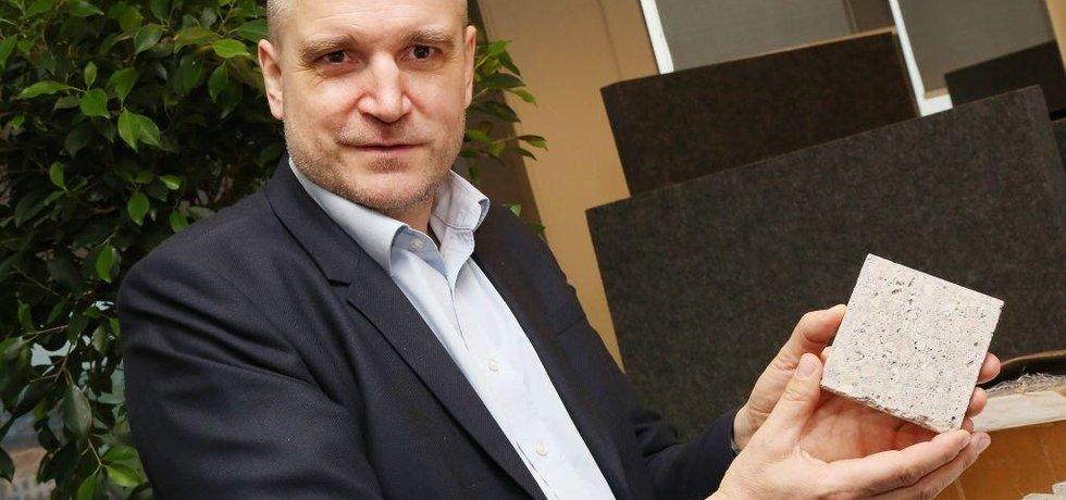 Janis Ošlejsc z firmy Primekss
