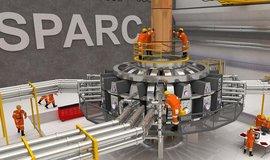Vizualizace projektu prvního komerčního fúzního reaktoru