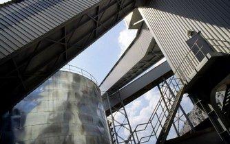 Cementárna, ilustrační foto