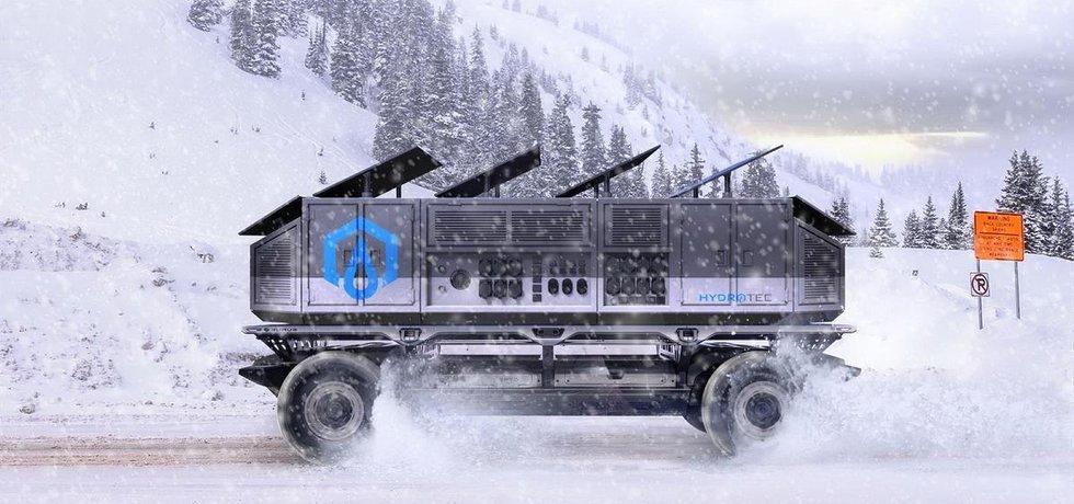 Nákladní auto GM SURUS