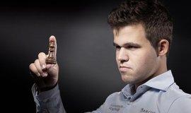 Norský mistr světa v šachu Magnus Carlsen