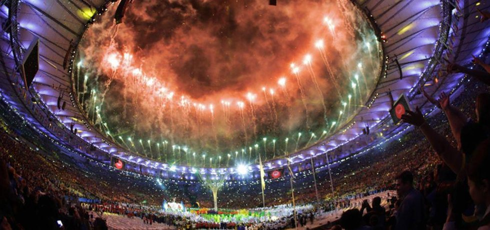 Slavnostní zakončení OH v Riu (Zdroj: čtk)