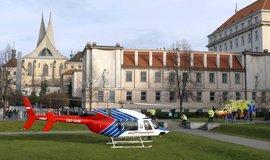 Stát zaplatí za provoz vrtulníků pro záchranáře téměř tři miliardy korun, lhůta pro odvolání skončila