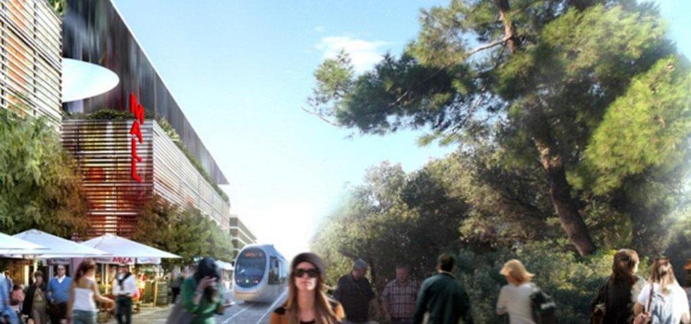 Nový resort v Athénách má přilákat turisty hlavně z Číny.