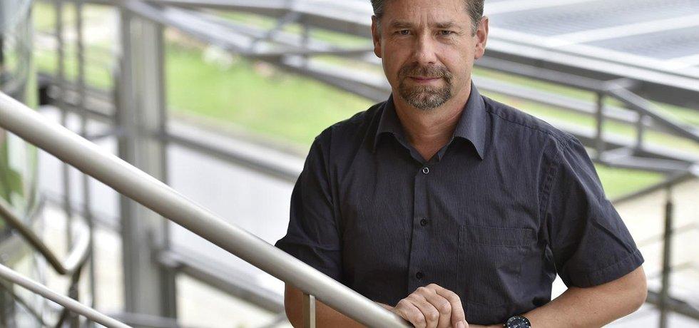 Poslanec SPD Radek Koten