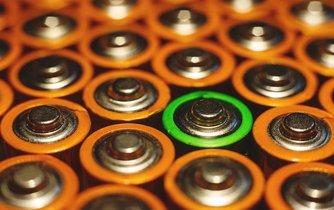 Recyklace baterií, ilustrační foto