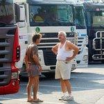 Kamion, ilustrační foto (Autor: ČTK)