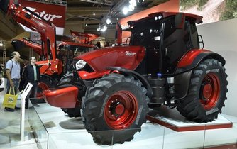 Brněnský výrobce traktorů Zetor Tractors