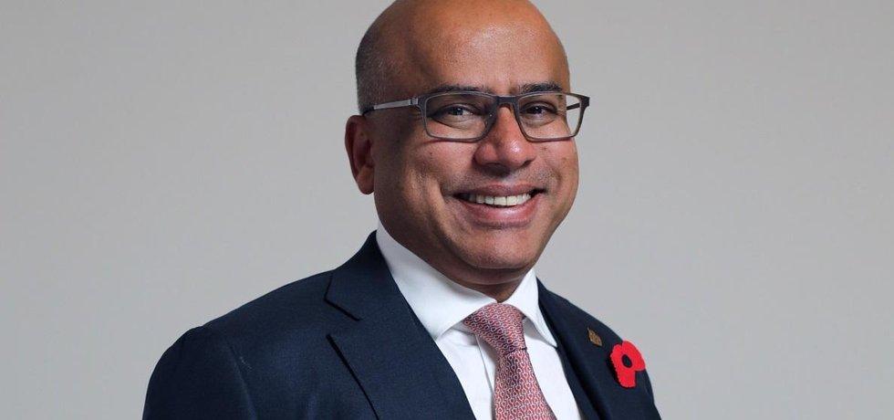 Výkonný předseda GFG Alliance Sandžív Gupta