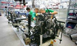 Továrna Škody Auto v Kvasinách
