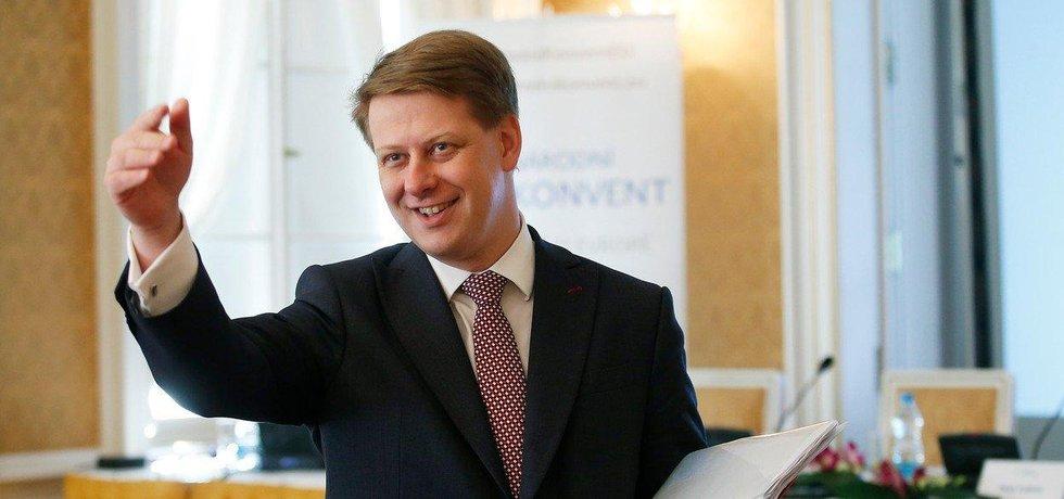 Pprezident Svazu obchodu a cestovního ruchu Tomáš Prouza