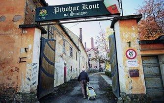 Pivovar Kout, ilustrační foto