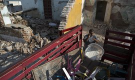 Mexiko postihlo několik dalších otřesů