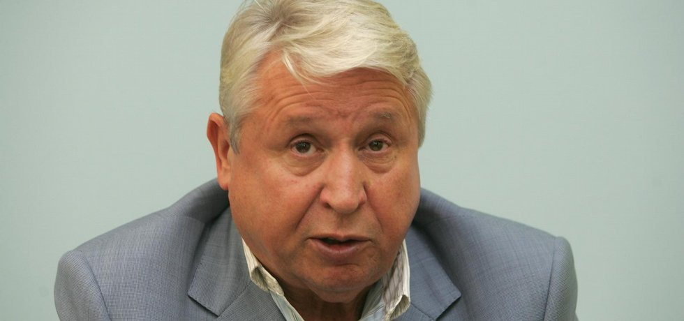 Sportovní promotér Miroslav Černošek