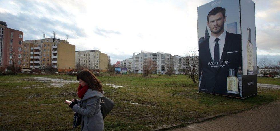 Sídliště, ilustrační foto