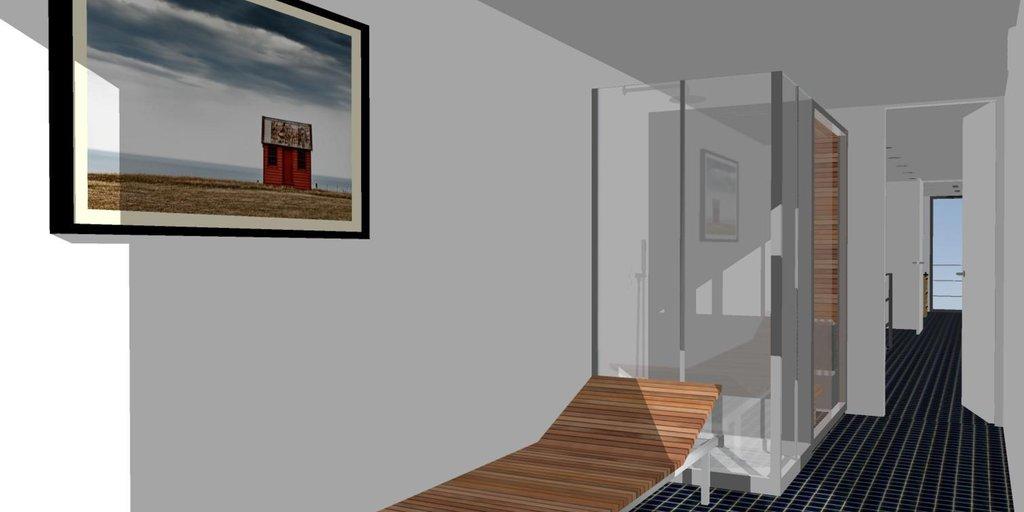 V domě může být například infrasuna.